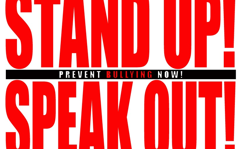 Bullying Should NOT Start atHome